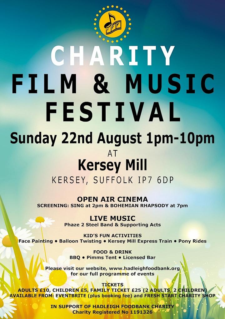 Charity Film & Music Festival image