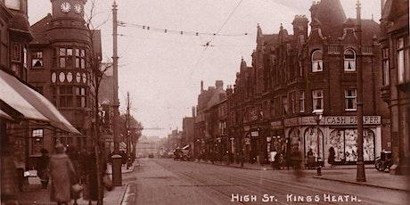 King's Heath High Street Local History Walk tickets