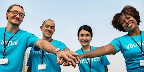 Developing a Volunteer Management Prog Pt 2: Supervising &  Supporting Vols tickets