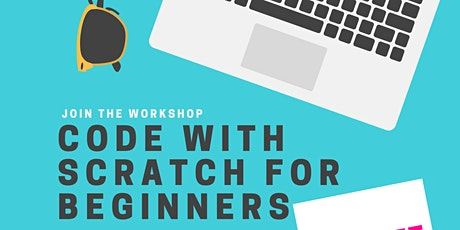 Beginners Coding with Scratch (5 sessions) tickets