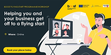 Flying Start: Digital Marketing & e-Commerce for Growth tickets