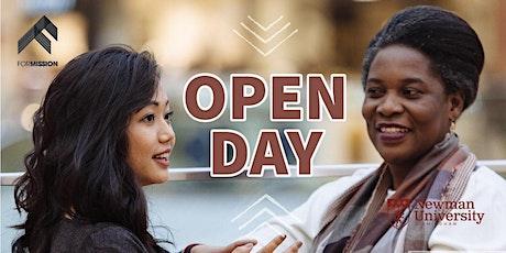 Open Day billets