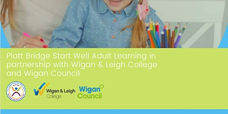 Adult Learning - Supporting your child's learning (Platt Bridge) tickets