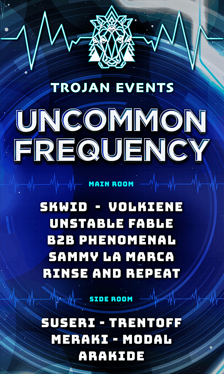 Uncommon Frequency image