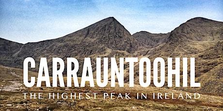 Carrauntoohil - The Highest Peak in Ireland tickets
