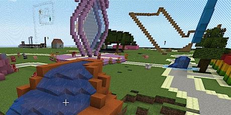 Minecraft: Wir bauen einen wilden Freizeitpark Tickets