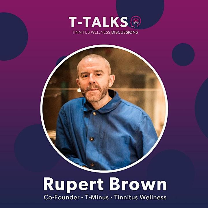 T-Talks Webinar - Tinnitus and Sleep with Dr Lindsay Browning, Sleep Expert image