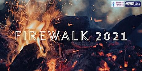 Scottish Families Firewalk 2021 tickets