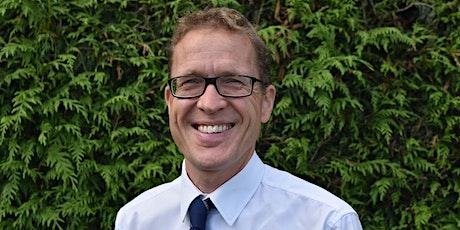 Tom Jarvis - Director of Parks, Royal Parks tickets
