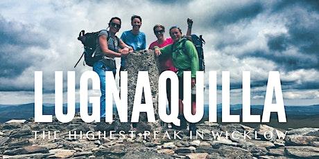 Lugnaquilla - The Highest Peak in Wicklow tickets