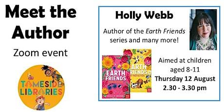 Meet the Author: Holly Webb tickets