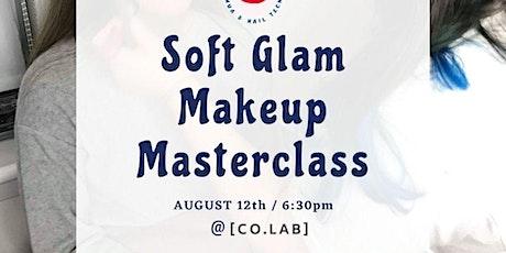 Soft Glam - Makeup Masterclass tickets