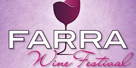 FARRA WINE FESTIVAL 347 0678042 biglietti