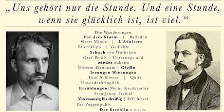 Theodor Fontane Lounge  mit Michael Gerlinger Tickets