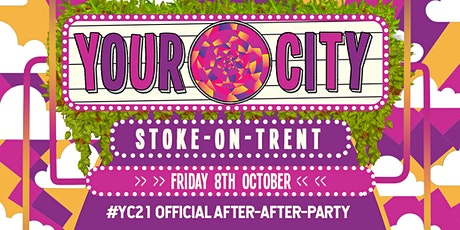 #YC21 OFFICIAL AFTER-AFTER PARTY tickets