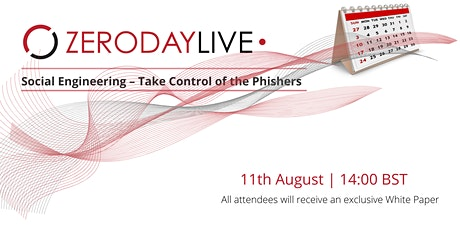 Social Engineering  - Take Control of the Phishers tickets