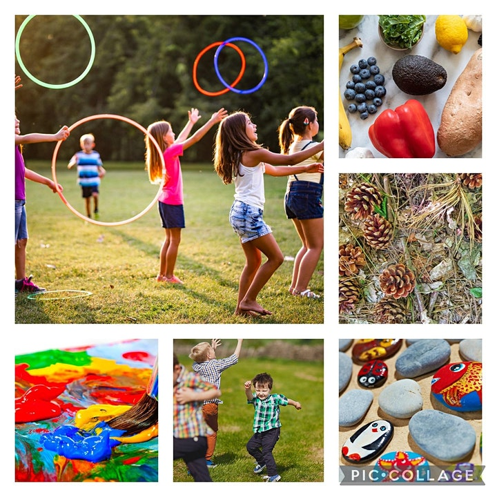 Reconnect  FREE Fun Day image
