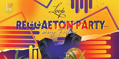 Loop every Friday // Reggaeton Party // 3 Floors of Music tickets