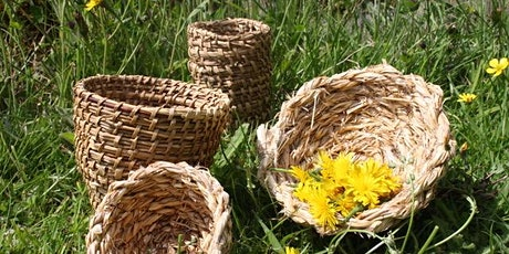 COILED BASKETS FROM  LOCAL PLANT MATERIALS tickets