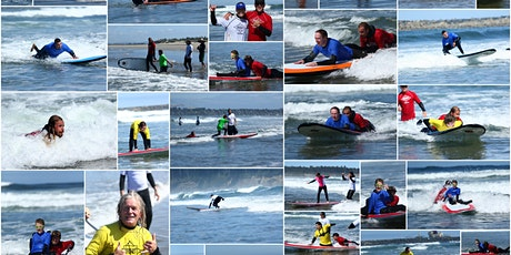 AMPSURF PNW Learn to Surf Clinic July 31st-Aug. 1st (Nye Beach Newport, OR) tickets