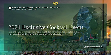 HOTA Gallery YP Gold Coast Cocktail Event tickets