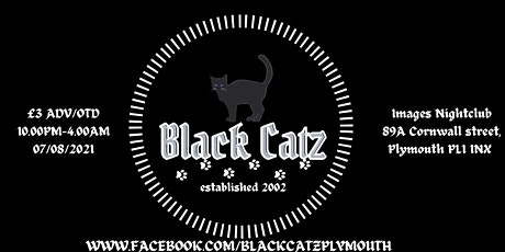 Black Catz BACK FROM THE DEAD! tickets
