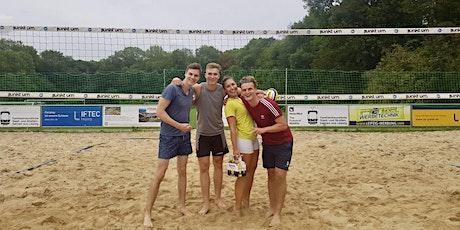Beachvolleyball Turnier Tickets
