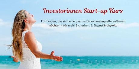 Investorinnen Start-up Kurs Tickets