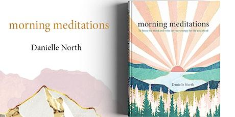Morning Meditations Book Launch @ The Good Life Hub tickets