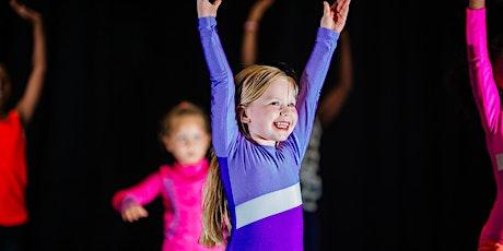 Gymnastics Taster Session  (5-15yrs)   Hillsborough Leisure Centre tickets