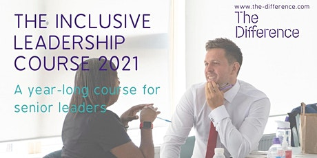 The Difference Inclusive Leadership Course Information & Welcome Event tickets
