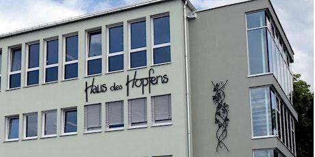Exklusiver Einblick in das Haus des Hopfens Tickets