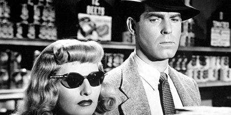 Hollywood Noir: Murder for sale. James M Cain and Raymond Chandler tickets