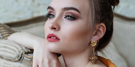Evening Makeup Masterclass tickets