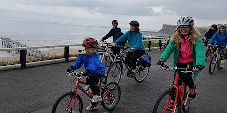 Family Bike Ride - Saltburn to Redcar tickets