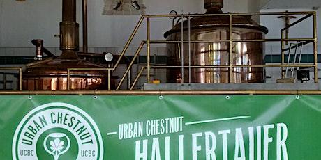 Brauereibesichtigung bei Urban Chestnut Tickets