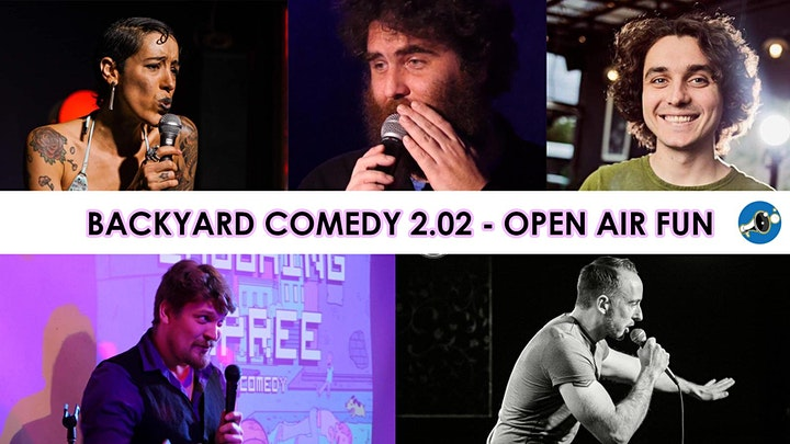 Best of Stand-Up - Backyard OPEN AIR Comedy Fun 2.02 image
