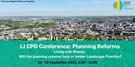 LI CPD Conference: Planning Reforms tickets