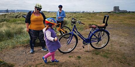 Family Bike Ride - Hartlepool to Teesmouth tickets