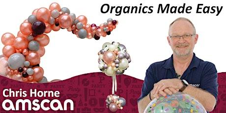 Organics Made Easy with Chris Horne - September tickets
