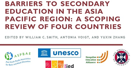 Barriers to Secondary Education in the Asia Pacific Region - Report Launch tickets