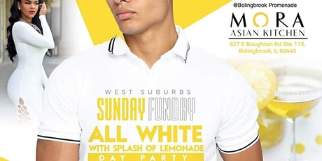 West Suburbs Sunday Funday Leo Day Party @ Mora tickets
