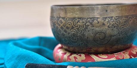 2-Hour Tibetan Singing Bowl Workshop with Brenda tickets