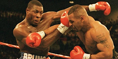 An Evening with Frank Bruno packed with Punches tickets
