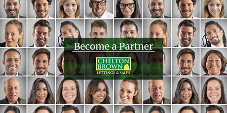 Chelton Brown | Become a Sales Partner | Information Evening tickets