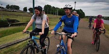 Wheel Women Bike Ride - Teessaurus to Tees Barrage tickets
