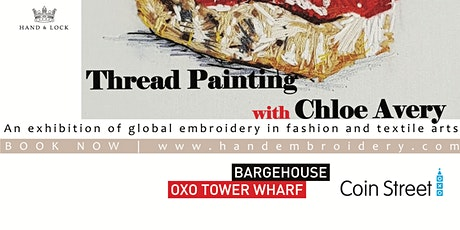 Thread Painting with Chloe Amy Avery tickets