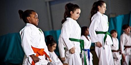Taekwondo Taster Session  (5-15yrs)   Hillsborough Leisure Centre tickets