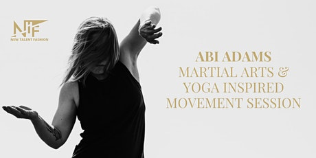Martial Arts & Yoga Inspired Movement Session tickets