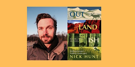 Outlandish: An Evening with Nick Hunt tickets